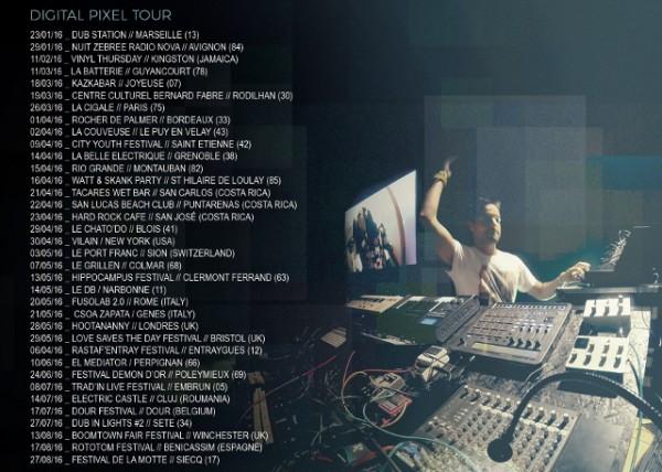 manudigital, digital pixel tour, tournée 2016