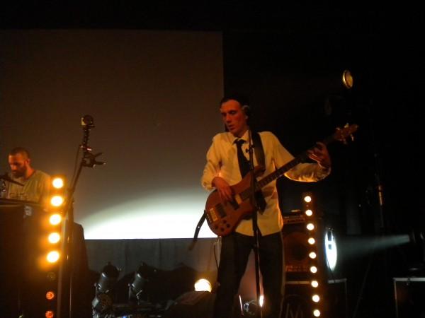smokey joe & the kid, basse, turntablism