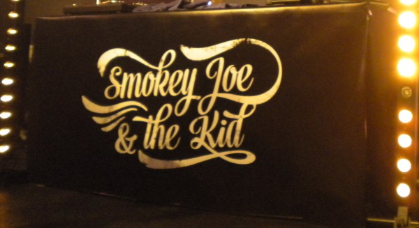 smokey joe & the kid, moloco, tournée 2016, running to the moon