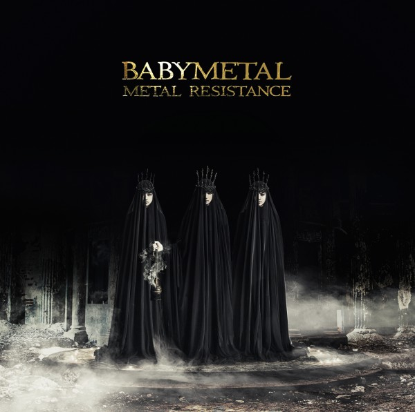 Babymetal, metal resistance, japon, nouvel album