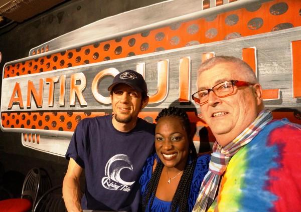Rising Tide, Marcus Urani & Kim Pomell
