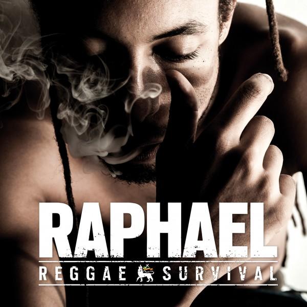 Raphael, Reggae Survival, Front cover