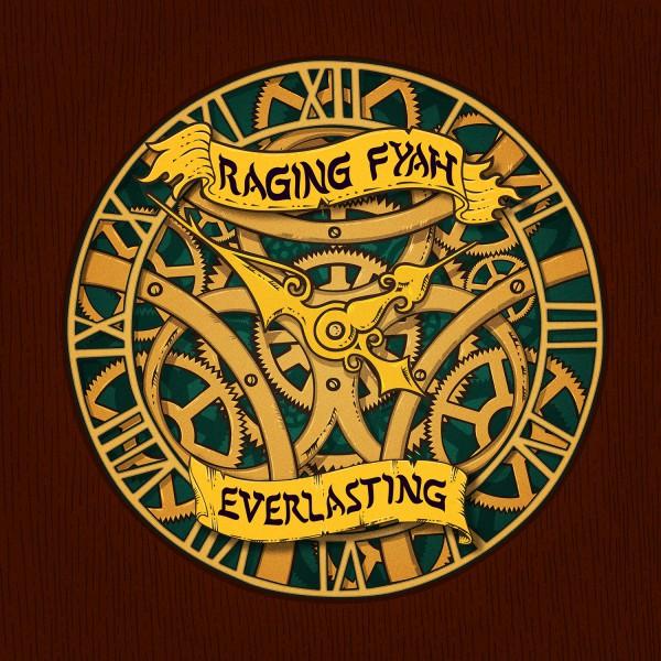 """Raging Fyah - Album 'Everlasting"""" 2016"""