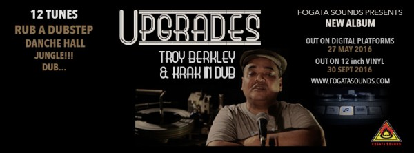 Krak In Dub & Troy Berkley