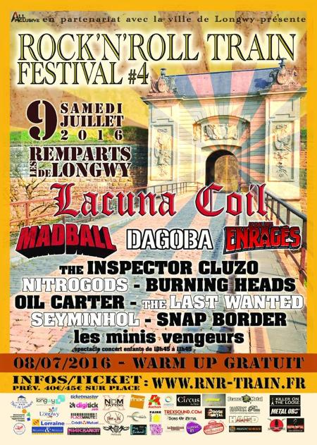 Rock'n'Roll, Festival, Longwy, metal, punk, trash