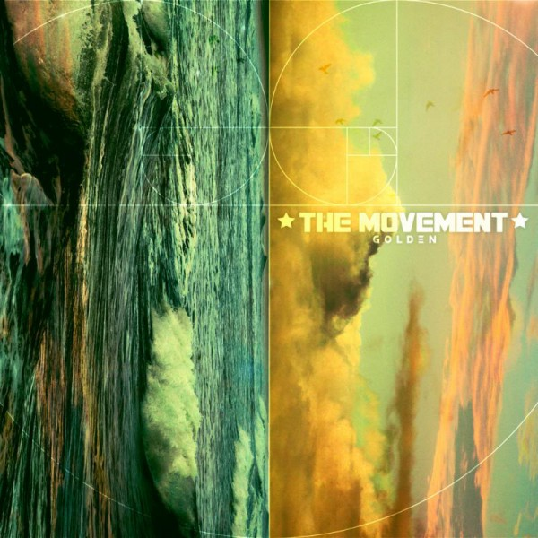 The movement, Golden, Cover