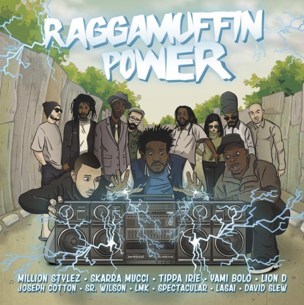 raggamuffin power, lasai, lmk, joseph cotton