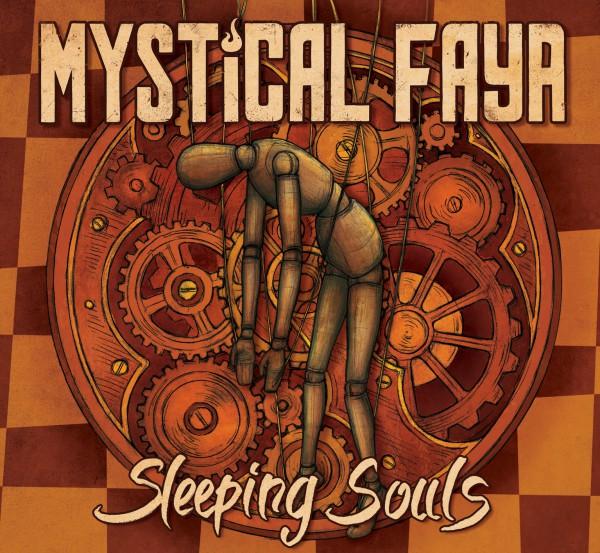 Mystical Faya, Sleeping Souls, Album cover
