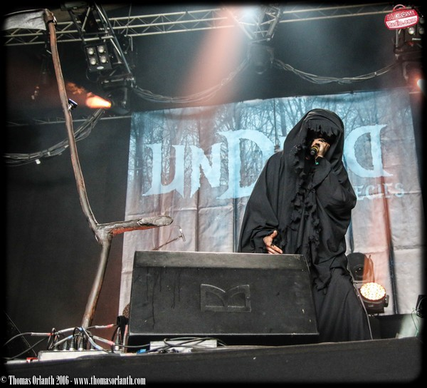 Undead Prophecies, False Prophecies, Hellfest, Altar, Death Metal,