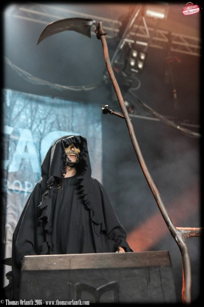 Undead Prophecies, Undead, death metal, False Prophecies, Altar, Hellfest,