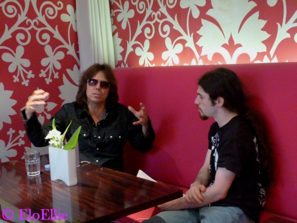 Joey Tempest Europe 3