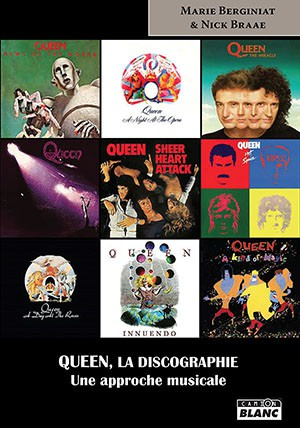 ouvrage, camion blanc, queen, discographie, Marie Berginiat, Nick Braae