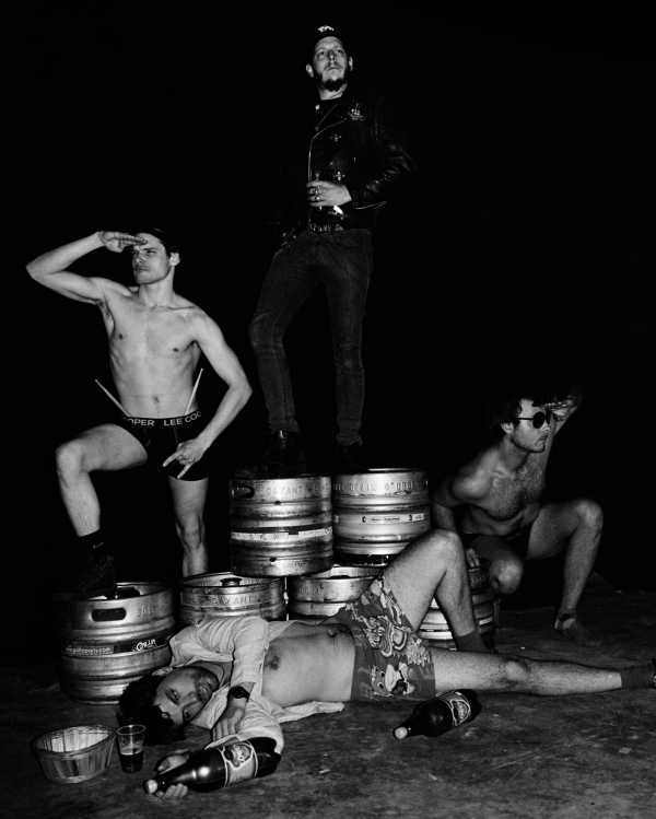 folsom, intoxicated, peter cattet, florian, théo, léo, paris