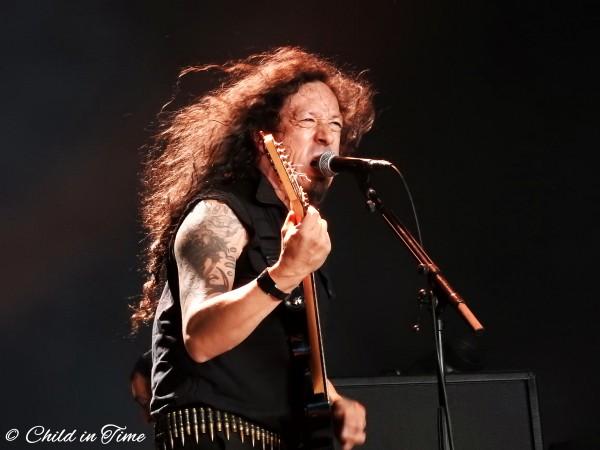 Agressor, Alex Colin-Tocquaine, Hellfest, Altar, Death metal,