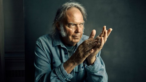 Neil young earth