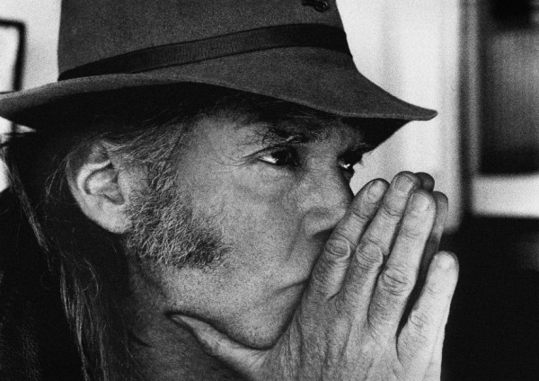 Neil Young hat