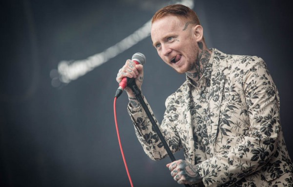 frank carter, The Rattlesnakes, eurocks, 2016, punk, rock, main stage