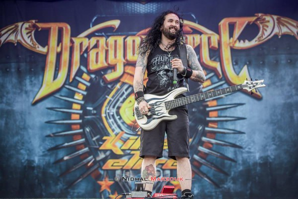 DragonForce, Metal, Power, Hellfest, Mainstage, Herman Li, Sam Totman, Fred Leclercq,