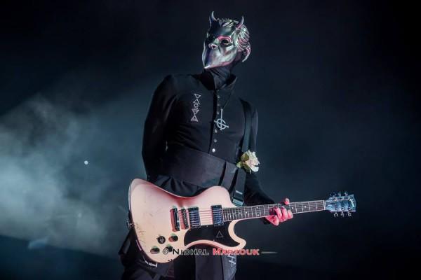 Ghost, Papa Emeritus, Ghoul, Metal, Mainstage, Hellfest,