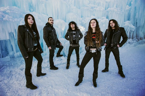 Mortillery, Shapeshifter Thrash, metal, Heavy, Canada,
