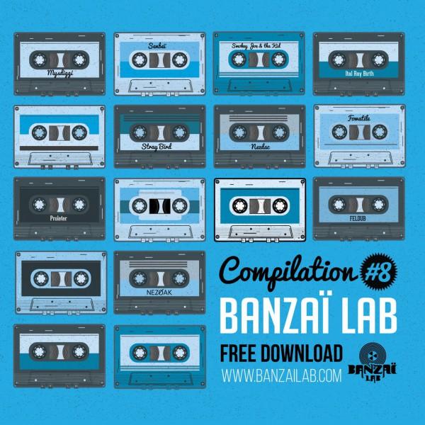 banzaï lab, senbeï, fowatile, straybird