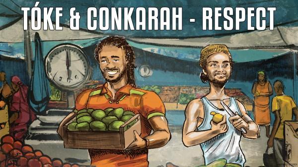 Tóke feat. Conkarah - Respect