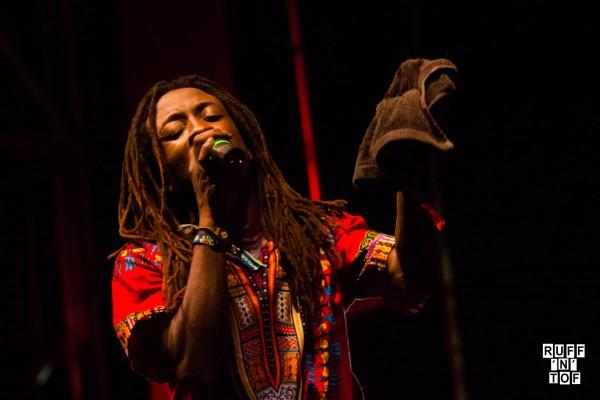 Lion Sitté & Wisehousecrew Showcase stage rototom 2016