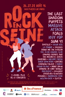 Festival Rock en Seine, edition 2016, live-report, concert, domaine de Saint-Cloud