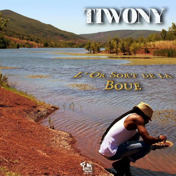 Tiwony - L'or sort de la boue