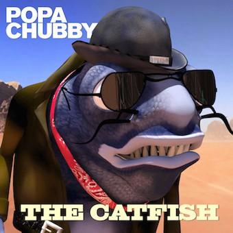 Popa Chubby, The Catfish, Interview, Motörhead