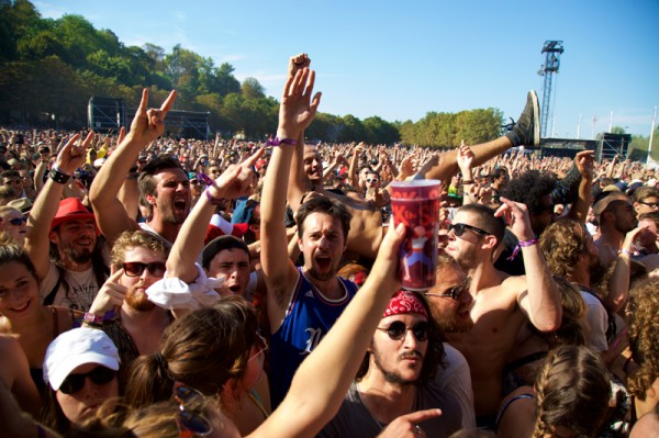 Rock en Seine, édition 2016, Domaine de Saint-Cloud, live-report