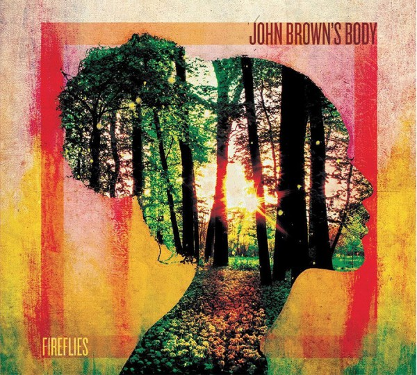 John Brown's Body,  Fireflies cover