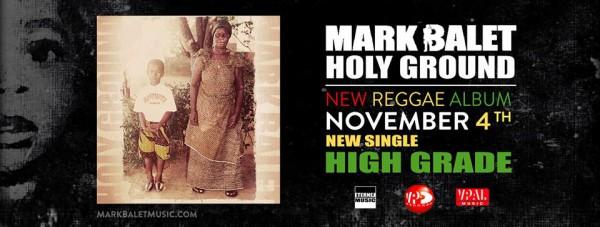 Mark Balet new album