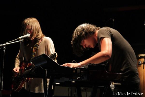 dizzy brains, fabulous sheep, concert, The Psychotik Monks