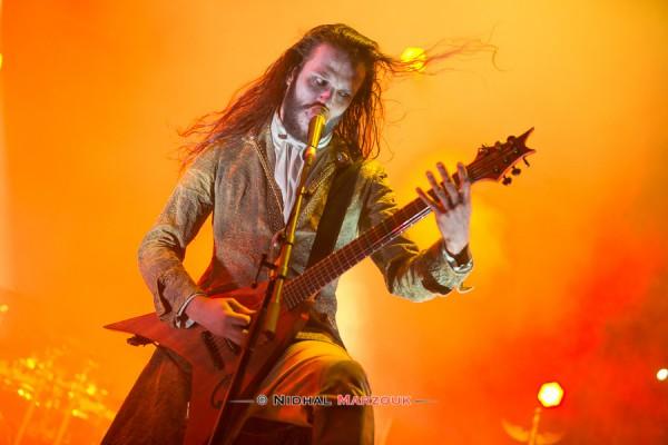 Fleshgod Apocalypse, italie, death metal, motocultor,