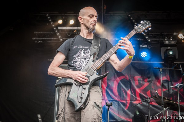Agressor, Motocultor, Michel Dumas, Death metal