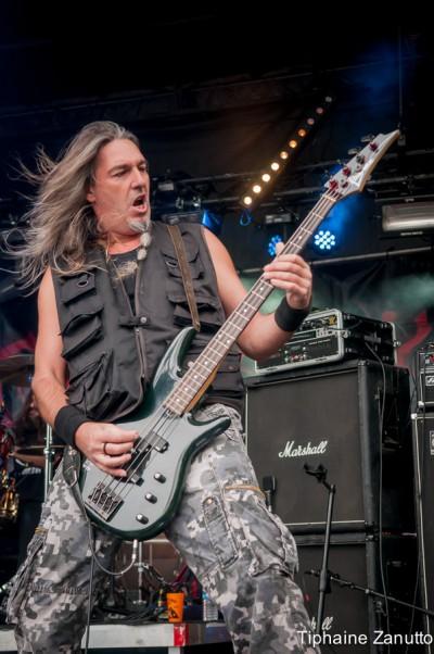 Agressor, Joel Guigou, death metal, motocultor,