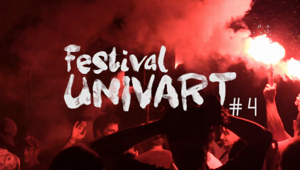 Univart, SortieOuest, festival, The Dizzy Brains, Fabulous Sheep, live, concert, festival