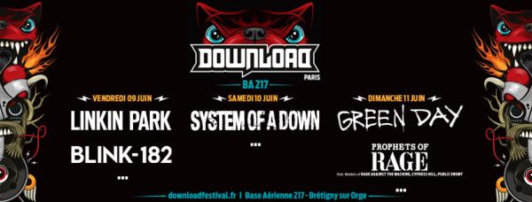 download, paris, 2017, line-up, running order