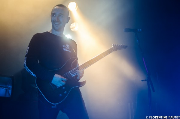 Architects, bury tomorrow, stick to your guns, concert, lyon, 2016, tom searle