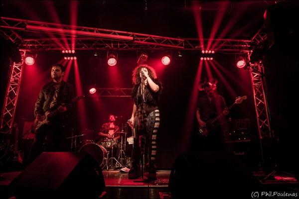 girls don't cry, tournée, éléctro, grunge, slam, groove, Vox Pompidou,