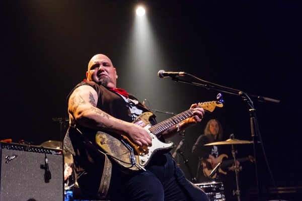 popa Chubby, live-report, the catfish, nouvel album, nouvelle tournée