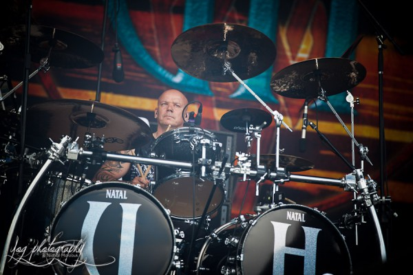 Uriah Heep Russell Gilbrook