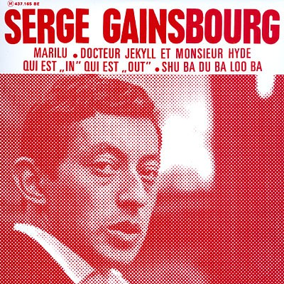 gainsbourg, musique pop, qui est in qui est out