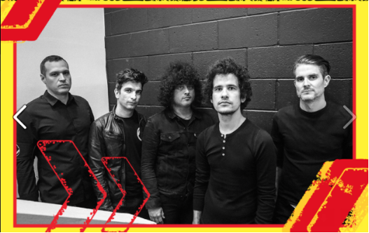 at the drive in, Governed by Contagions, reformation, Omar Rodríguez, Cedric Bixler