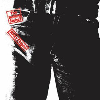 the rolling stones, sticky fingers, andy warhol, pop'art