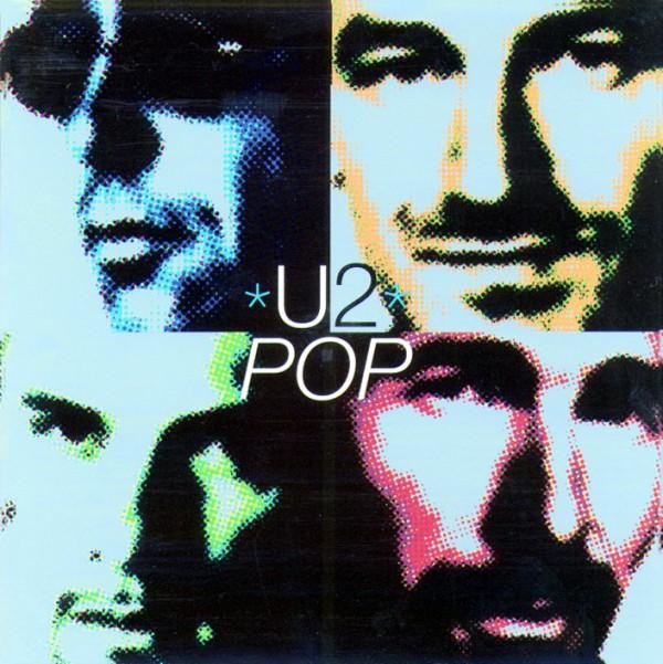 U2, pop, pop'art