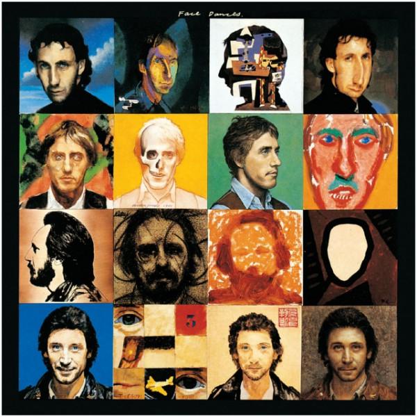 The who, face dances, pop'art