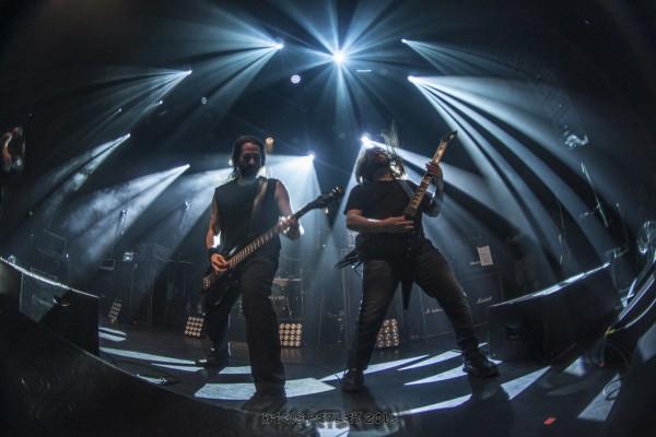 unearth, headbangers, ball, tour, mtv, bataclan paris, live, france, 2016