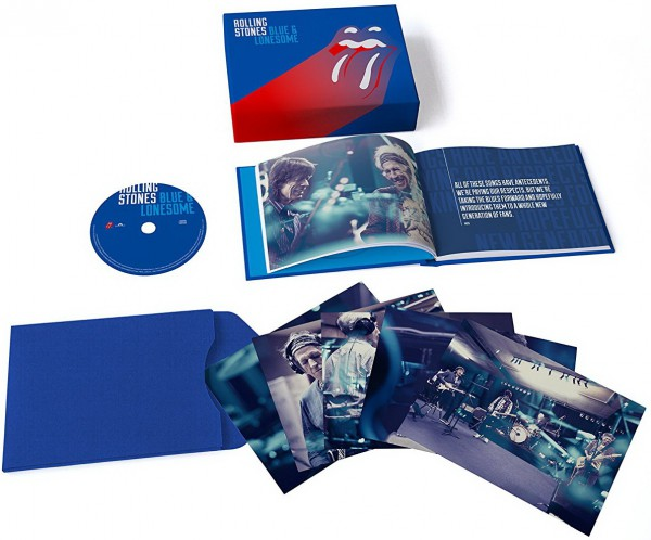 The Rolling Stones Blue And Lonesome Deluxe Edition